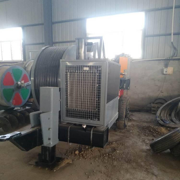 国内生产液压张力机一牵二 3T5T型号齐全电力机具
