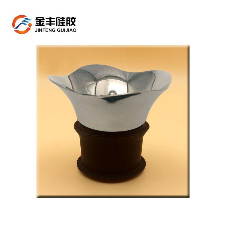 冷水壶不锈钢盖子加工