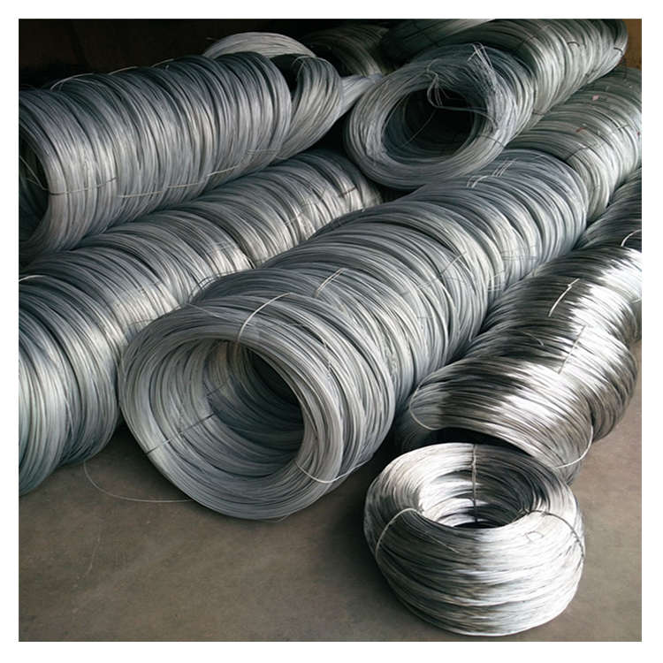 12#热镀锌钢丝 葡萄园钢丝拉线 遮阳网拉丝 硬质镀锌线厂家