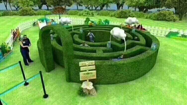 动物绿雕 植物绿雕各种款式形式热销中