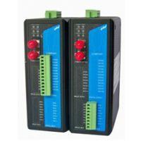 易控达 供应0-5/10V电压量信号光端机/转光纤