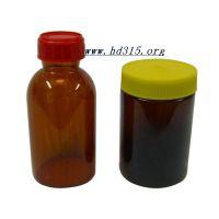 中西带聚四氟乙烯衬垫棕色螺口玻璃瓶 型号:250ml库号:M394556