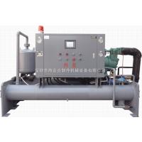 供应冷却机组,高效制冷螺杆式冷水机组