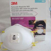 3M 8515CN 经济款焊接防非油性颗粒物护杯型口罩