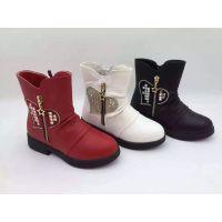 温州低价儿童棉鞋库存儿童雪地靴保暖鞋批发处理