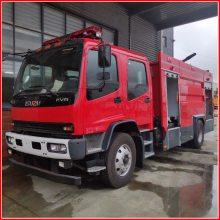 2吨乡镇消防车图片参数资料