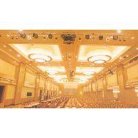 北京双林瑞兆定制售楼处大厅现代LED水晶吊灯