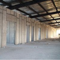 隔墙板销售 125mm 办公室酒店轻质隔墙板 广丰水泥墙板