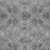 灰色石砖现代风格地面墙面 灰色水刀拼花简约天然石材 爱马仕灰