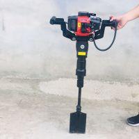 普航牌马力强使用方便挖树机 两冲程果林用起树机 坚固耐用带土球移栽机