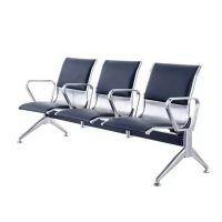 BaiWei三人位全铁等候椅-三人位铁质排椅-三人等候椅推荐
