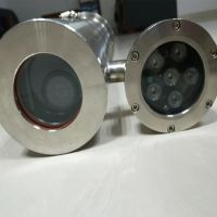 KBA127矿用隔爆型光纤红外摄像机 矿用监控摄像仪厂家 矿用本安型光纤摄像仪