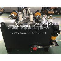 齿轮箱润滑系统配置kracht齿轮泵润滑系统