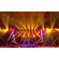 多功能厅/音乐厅舞台灯光音箱工程案例图片