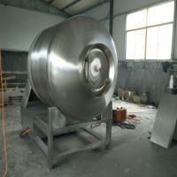 真空滚揉机有什么作用 自动出料 不锈钢材质