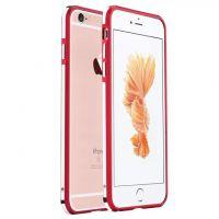 iphone6 plus手机壳plus金属边框iphone6S保护套金属外壳5.5寸