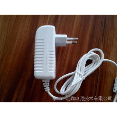 品牌2A可OEM适配器电源适配器安规标准 认证齐全 深圳宝安产业带