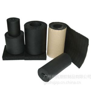 B1级橡塑保温棉隔音板隔热阻燃橡塑海绵保温板保温材料厂家直供