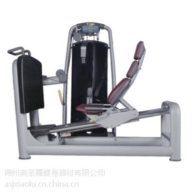 供应奥圣嘉坐姿蹬腿训练器ASJ-A016健身房专用专业力量器械