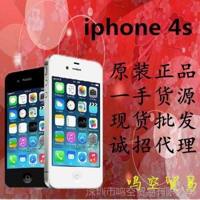 原装***Apple/苹果iphone4s 16G纯无锁智能手机现货批发一手货源