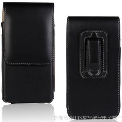 索尼XPERIA T2 ULTRA 韩版平纹上下翻盖腰挂皮套 手机保护套 外壳