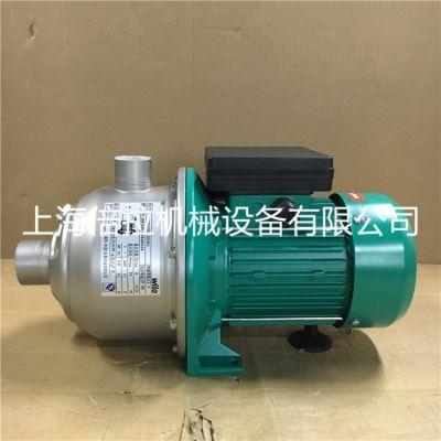 wilo水泵选型威乐水泵价格MHI803热水循环泵DN40增压泵现货