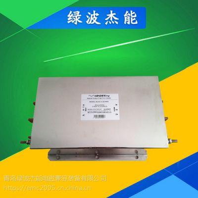 厂家直销400V 7.5KW 20A变频器输出端专用低通滤波器_绿波杰能