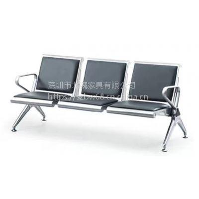二人位三人位四人位五人位钢排椅*公共等候椅