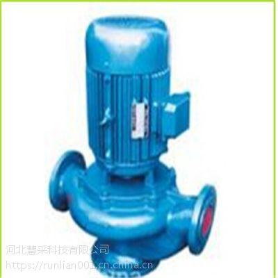 义乌管道式排污泵 管道排污泵价格实惠