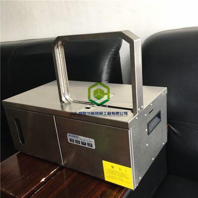 小型蔬菜包装机器 专业束带机 厂家供应火腿肠扎捆机