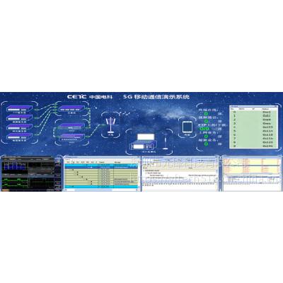 5G通信及测试系统方案 中国ceyear思仪 5G