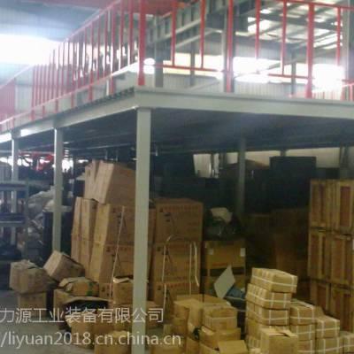 服装货架 阁楼平台仓储货架 服装行业环保聚集地