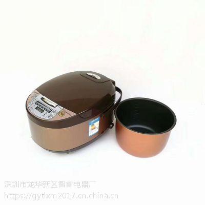 供应新款智能方形电饭煲 跑江湖会销产品OEM智能方煲