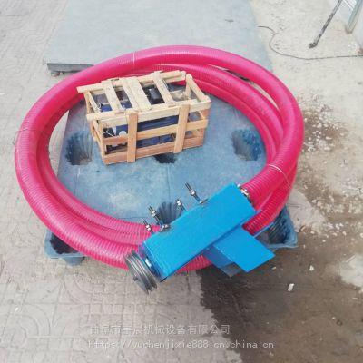 小麦抽粮机吸粮机 螺旋软管吸粮机抽粮机 山西电动玉米抽粮机厂家