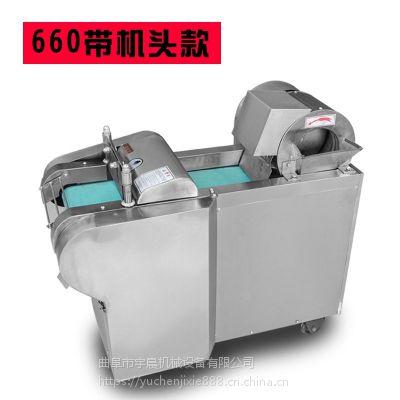 马铃薯土豆切丝机 食品厂泡椒切丝切菜机 宇晨机械土豆切丝切丁机价格