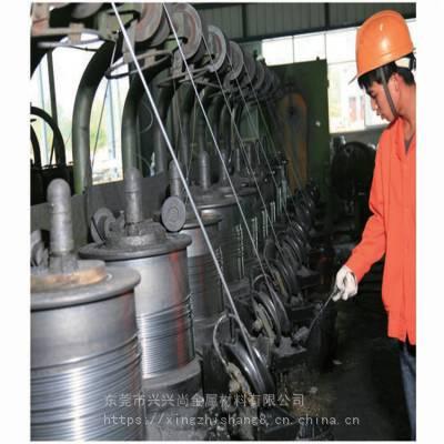 厂家直销6061铝扁线 6061异形铝线材定做 半圆铝线