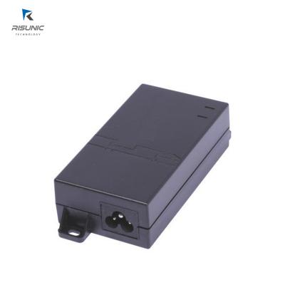 晨旭通60W桌面式PoE电源适配器48V供电模块网桥电源厂家直销