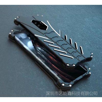 三星S9 & S9plus蝙蝠侠金属边框 华为OPPO金属壳保护套 手机壳