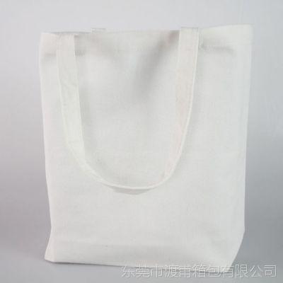 厂家直销帆布袋新款手提环保购物袋 用途加工定制底面侧面礼品袋