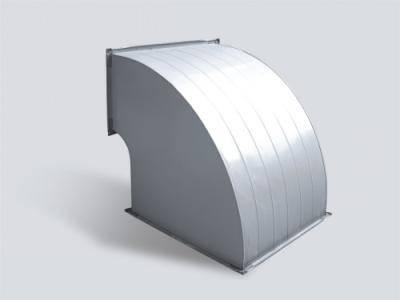朝阳排烟风管厂家_辽宁高质量的专用排烟风管批销