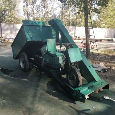 厂家直销 养牛场粪便清粪车 紧贴地面刮板式铲粪车 操作简单 节省人力的环保车
