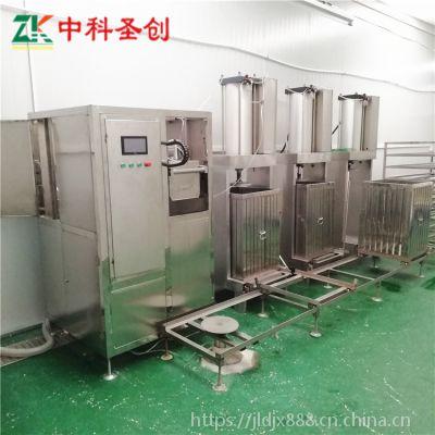 自动豆干机械_豆干制作机器_豆干生产线厂家