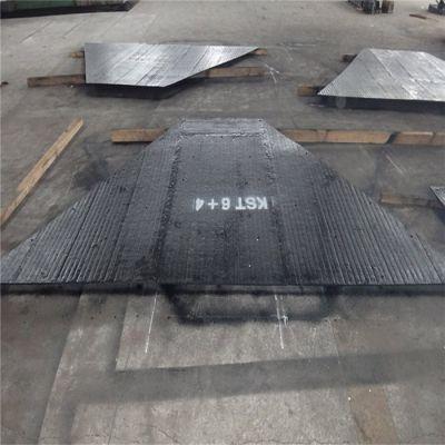 蚌埠复合耐磨板-亿锦天泽-碳化铬复合耐磨板8+8 多少钱