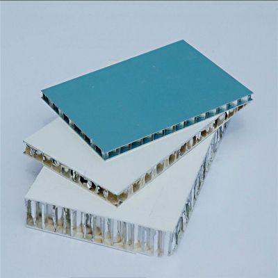 隔音铝蜂窝复合板,铝蜂窝板的结构