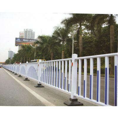 交通道路隔离护栏 市政护栏 防炫隔离栏