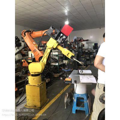 二手工业机器人 工业设备 焊接 码垛 搬运 点焊 雕刻 德国进口