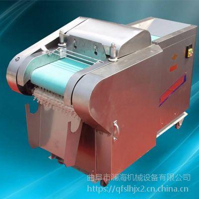 澜海牌 多功能电动小型切菜机 海带豆角切段切丝机