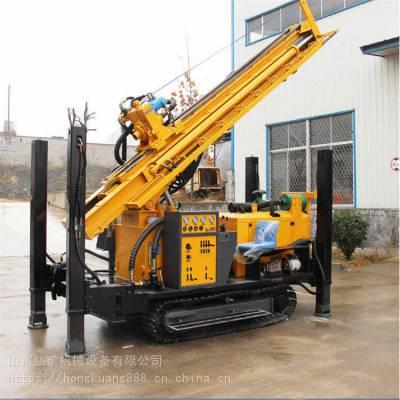 供应液压气动水井钻机 地质勘探气动水井钻机 岩石专用打井机厂家